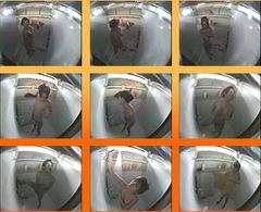 海の家シャワー室盗撮動画!ビキニギャルの裸!