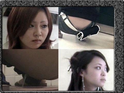 トイレ盗撮専門の無修正DVD「まめぞう」シリーズをダウンロード!