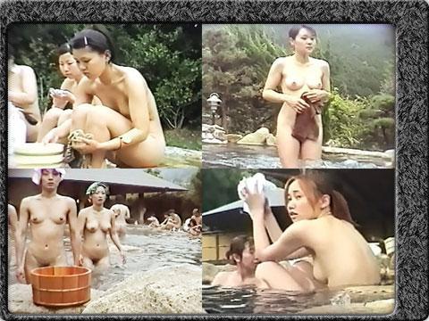 温泉の盗撮動画!女湯をのぞいてみましょう